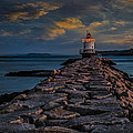 Spring Point Ledge Lighthouse by Susan Candelario
