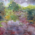 Spring Rains by James Huntley