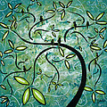 Spring Shine by MADART by Megan Duncanson