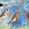 Spring Singing Beginning by Sushila Burgess
