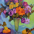 Spring Still Life by Diane McClary