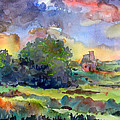 Spring Storm by James Huntley