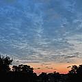 Spring Sunset by Deborah Good