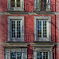 Spring Sunshine In Madrid by Joan Carroll