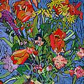 Spring Symphony by Frances Treanor