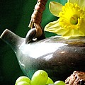 Spring Tea by Angela Davies