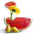 Spring Watermelon by Carlos Caetano