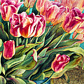 Spring Winds by Lynda Hoffman-Snodgrass