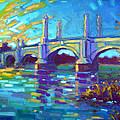 Springfield Memorial Bridge by Caleb Colon