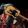 Springsteen In Charlotte by Jeff Ross