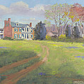 Springtime At Carnton by Tommy Thompson