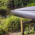 Springtime Canoe by Carolyn Marshall
