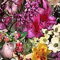 Springtime In Zebulon Left by Paul Gentille
