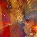 Spun Crystal by Randy J Heath