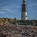 Spurn Point Lighthouse by Joe Simpson