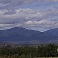 Squam Mountain Range by Michael Mooney