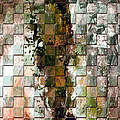 Square Mania - Abstract 09 by Emerico Imre Toth