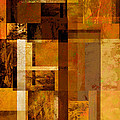 Squares And Rectangles by Ann Powell