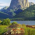Squaretop Mountain 2 by Ed  Cooper Photography