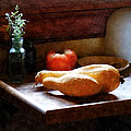 Squash And Tomato by Susan Savad