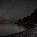 Squaw Bay At Midnight by Jakub Sisak
