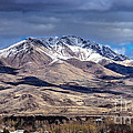 Squaw Butte by Robert Bales