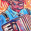 Squeezebox Blues by Robert Ponzio