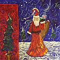 Squiggle Christmas by Stefan Duncan