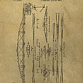 Squire Whipple Truss Bridge Patent by Dan Sproul