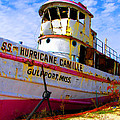 Ss Hurricane Camille Tugboat by Rebecca Korpita