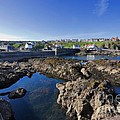 St Abbs Scotland by Louise Heusinkveld