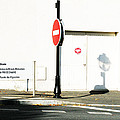 St. Aignan Signs And Shadows by Randi Kuhne