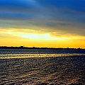 St Andrews Bay Sunset by Debra Forand