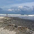 St Augustine Beach Feeling by Susanne Van Hulst