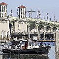 St Augustine Bridge View by Alice Gipson
