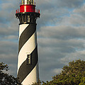St. Augustine Lighthouse 1 by Maria  Struss
