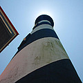 St. Augustine Lighthouse by Beverly Stapleton