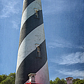 St Augustine Lighthouse by Joan Carroll