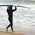 St Augustine Surfer Four by Alice Gipson