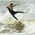 St Augustine Surfer Two by Alice Gipson