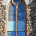 St. Augustine Window by Mary Bedy