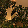 St. Augustine's Lighthouse by Errol Wilson