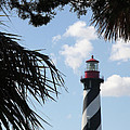 St. Ausgustine Lighthouse by Christiane Schulze Art And Photography