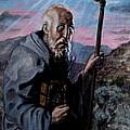 St. Benedict by Peter Murphy