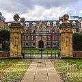 St Catharine S College by Svetlana Sewell
