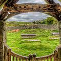 St Celynnin Graveyard by Adrian Evans