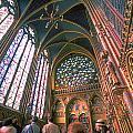 St. Chapel by Rene Sheret