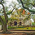 St. Charles Ave. Mansion by Steve Harrington