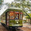 St. Charles Streetcar 2  by Steve Harrington