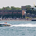 St. Clair Michigan Usa Power Boat Races-4 by Paul Cannon